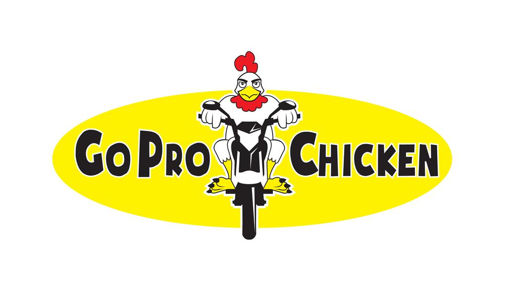 Go Pro Chicken Logo